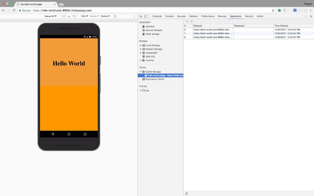 Learn how to build a PWA in 5 minutes Progressive web