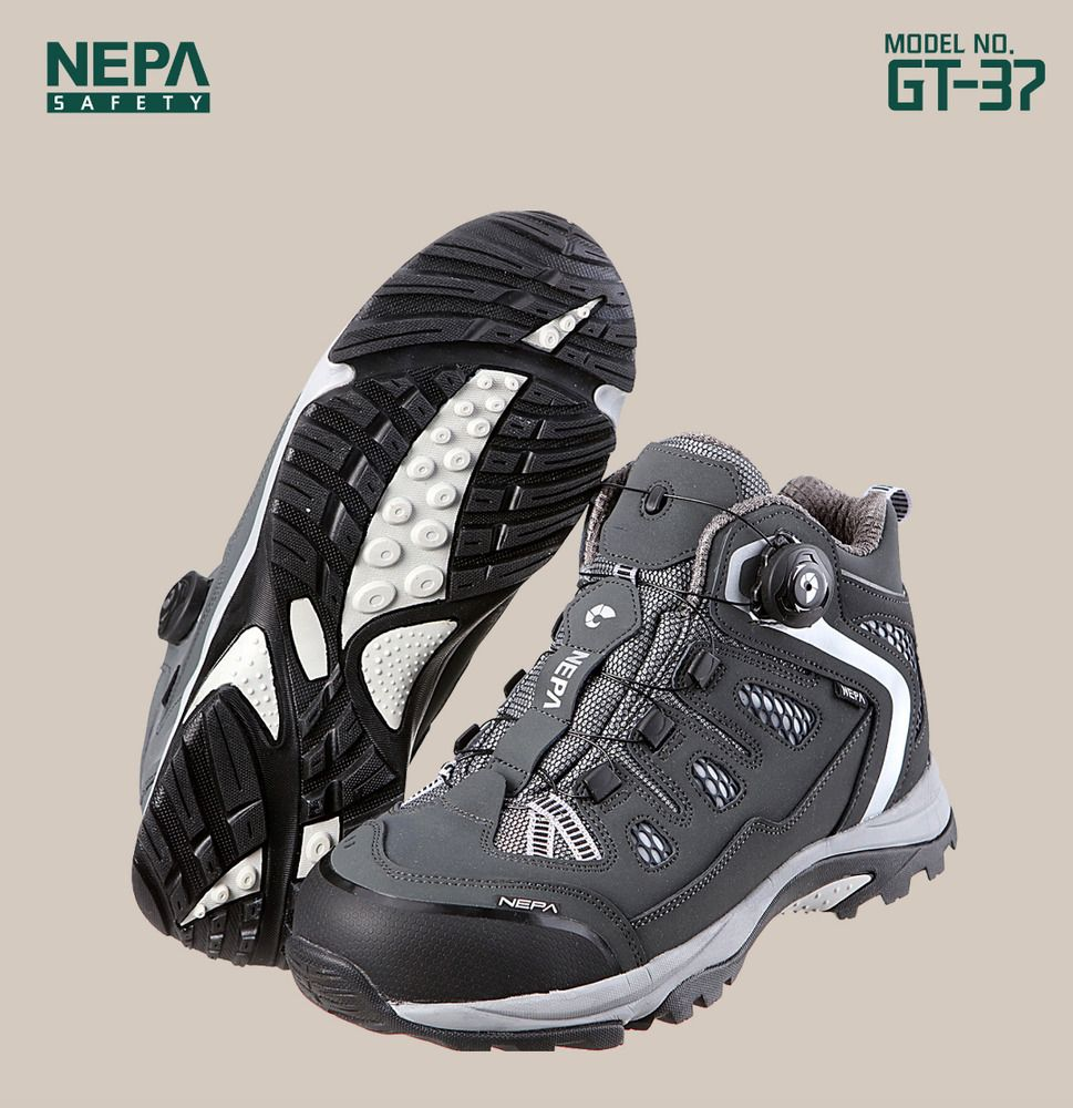 NEPA Safety shoes Work boots GT-37N