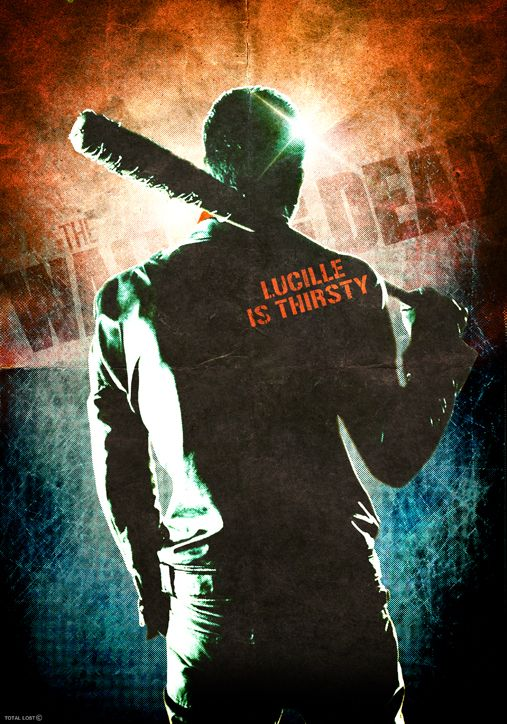 WALKING DEAD POSTER Fear Zombie Season Wall Art Photo Print Pic Poster A3 A4
