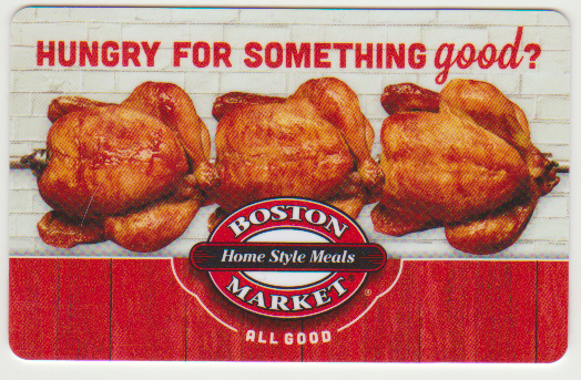 Boston Market (With images) Boston market, Free stuff by