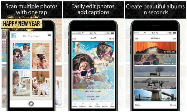 7 Best iPhone Apps for Scanning Old Photos Scanner app