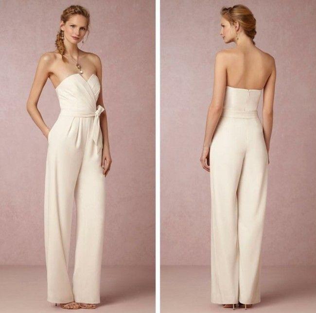 Combinaison pantalon femme chic en 23 id es de mariage mariage robe and wardrobes - Combinaison femme pour mariage ...