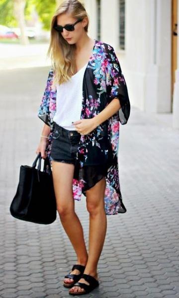 Look Kimono + Birken | Clothes | Pinterest | Kimonos ...