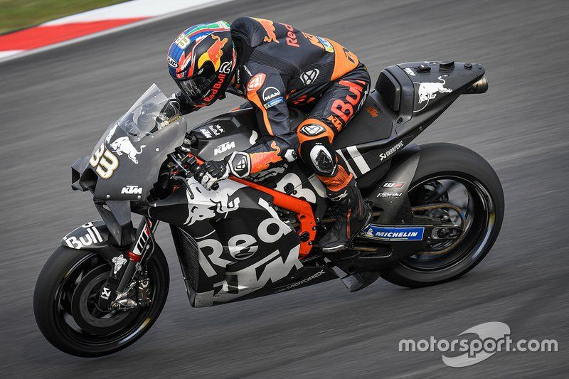 Brad Binder Red Bull Ktm Factory Racing In 2020 Red Bull Ktm Ktm Ktm Factory