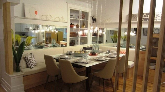 La salle à manger du0027Alexandra Diaz DESIGN VIP Pinterest - modele de salle a manger design