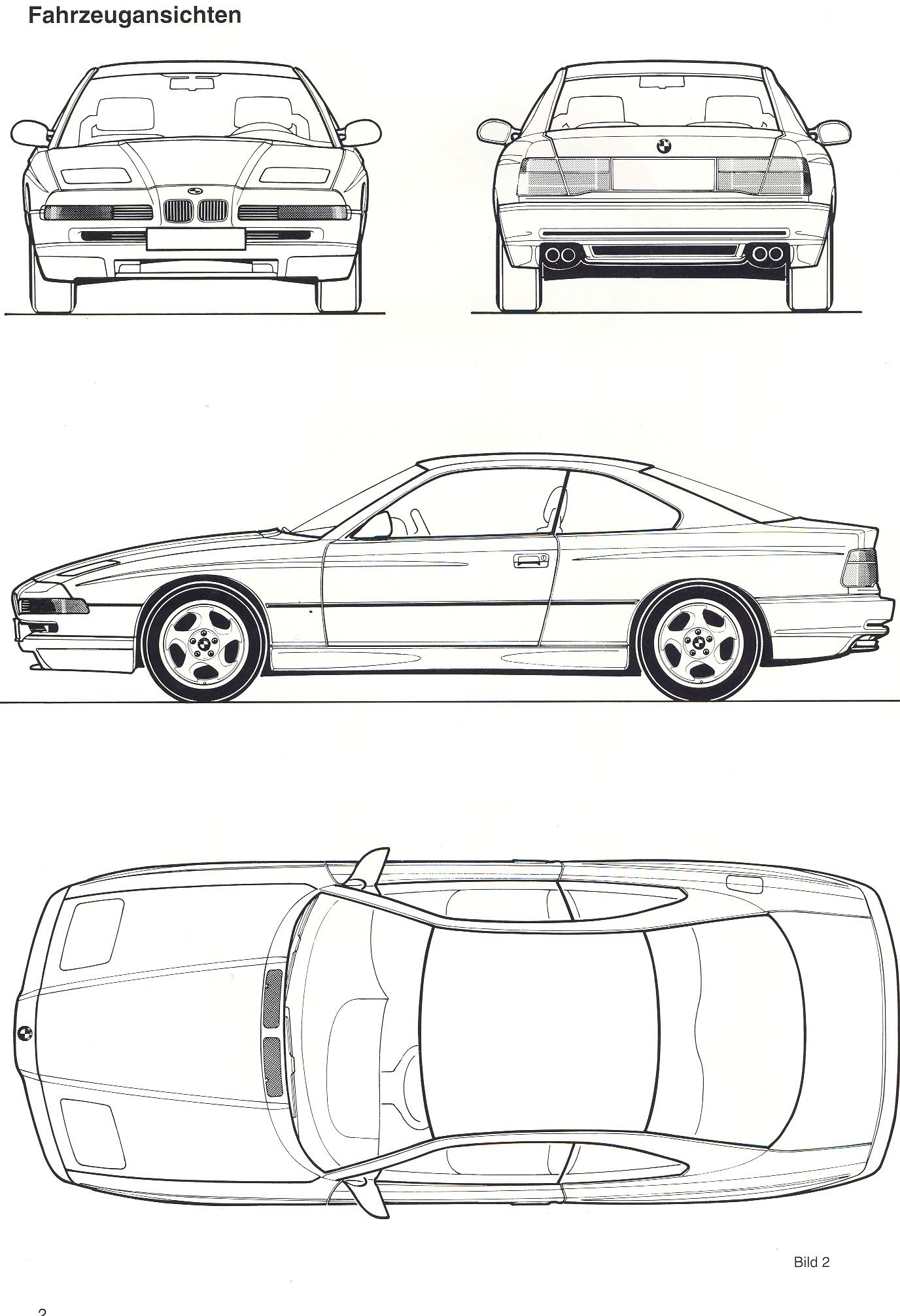Beamer Jpg 1376 2010 Cars Coloring Pages Technical