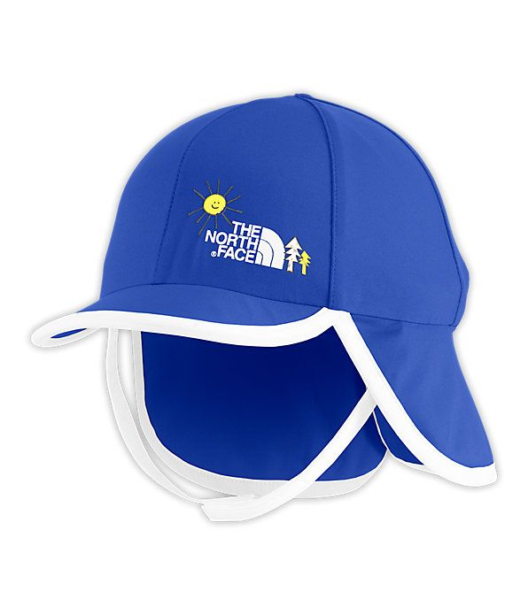 61e926f0b The North Face Infants' (0M-24M) Accessories BABY SUN BUSTER HAT ...
