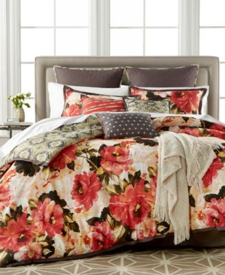 Kelly Ripa Home Angelica 10 Pc Reversible Queen Comforter