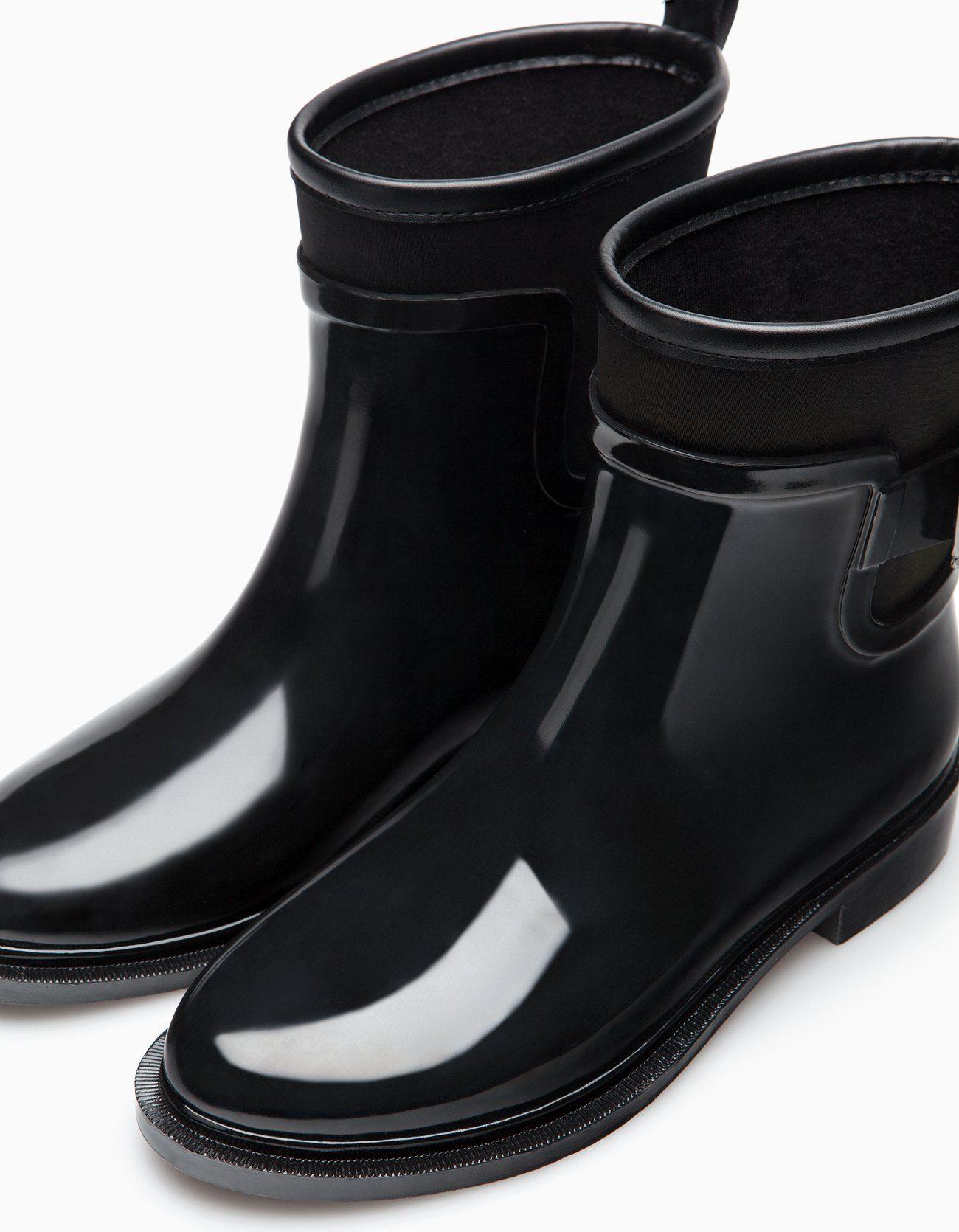 Botín lluvia lluvia lluvia TODOS MUJER Stradivarius Colombia Zapatos a14794