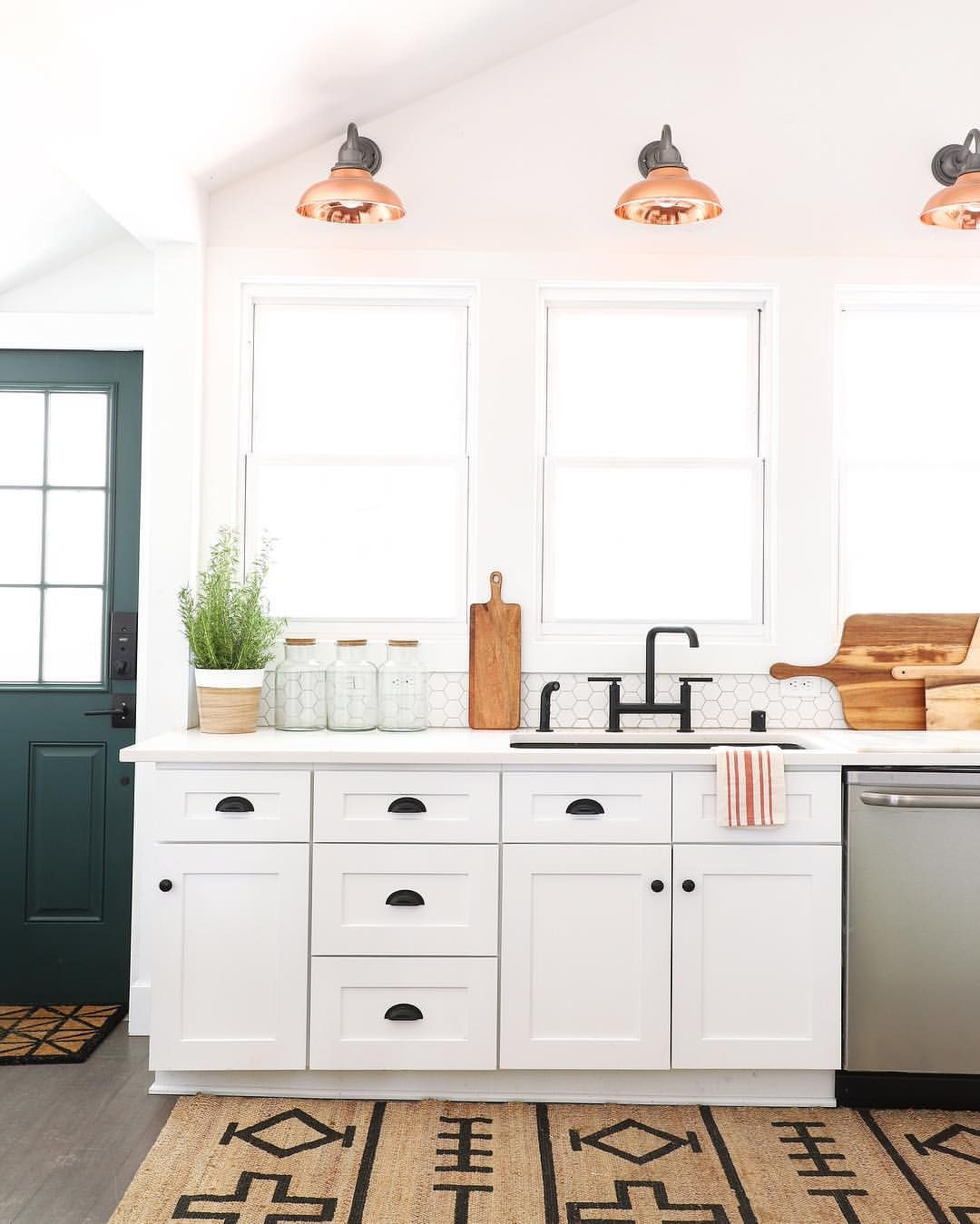 the floor tile cabinets are going into the barnhouse kitchen next rh pinterest com