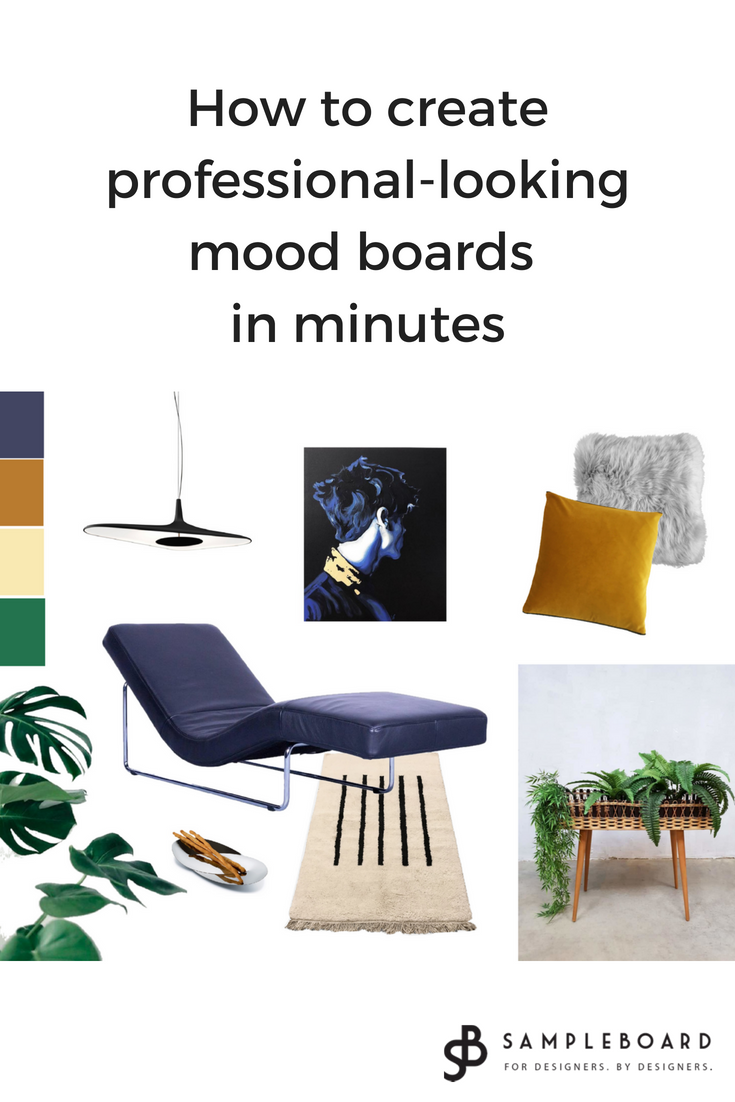how to create professional looking mood boards in minutes in 2019 rh pinterest com