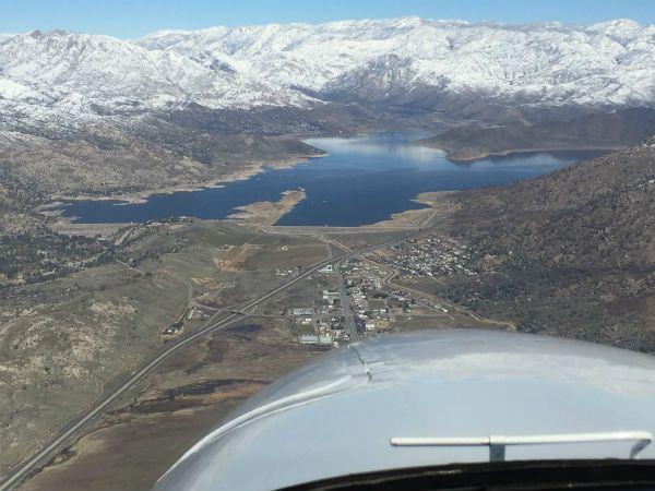 Friday Photo: Isabella Lake - Air Facts Journal