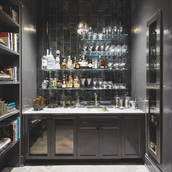 an industrial chic chicago home features high style luxe chicago rh pinterest com