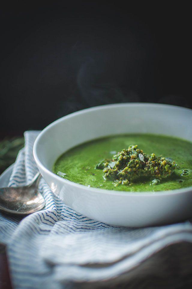 Winter Minestrone Soup  http://www.calgary.isgreen.ca