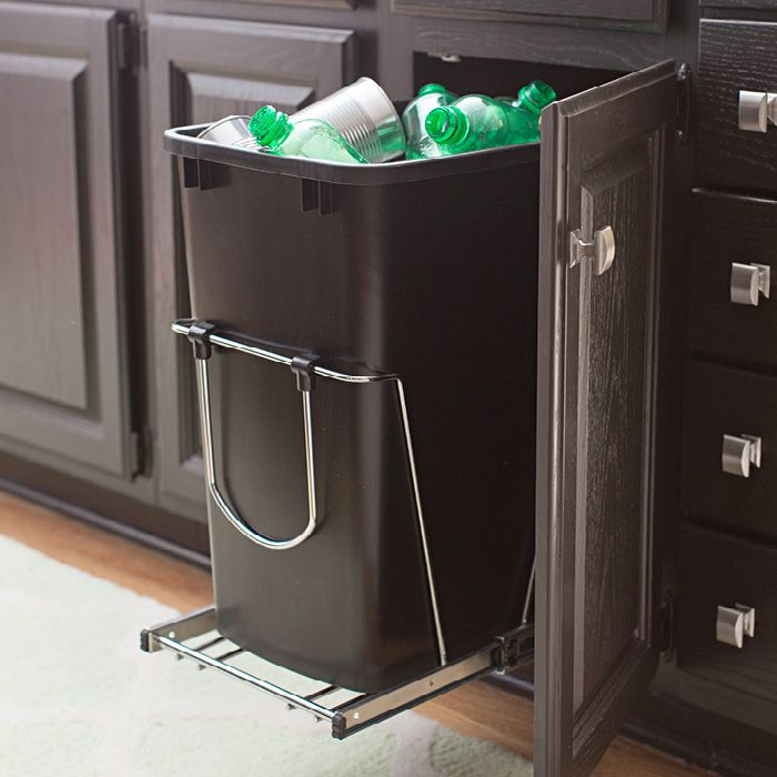 recycling center easy design hometalk kitchen