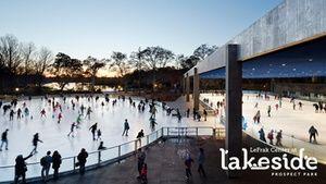 Groupon - Lakeside Brooklyn Ice Skating at LeFrak Center at Lakeside in New York. Groupon deal price: $9