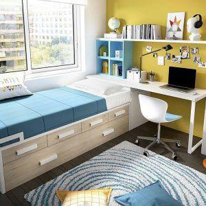 desain kamar belajar anak dengan ruang belajar sederhana