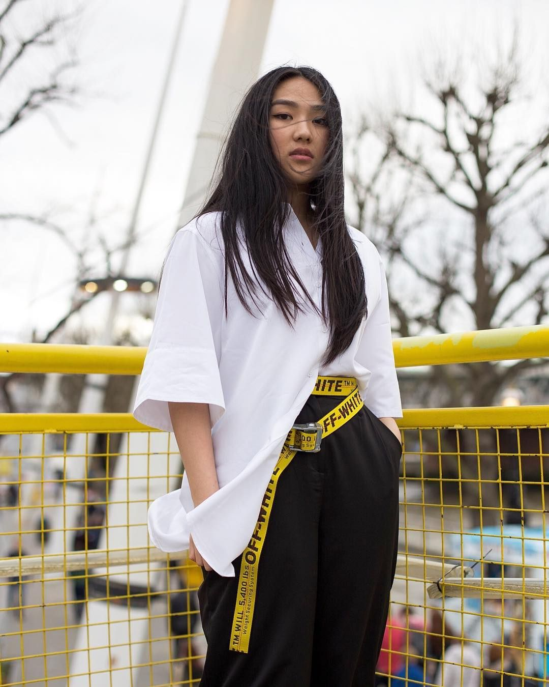 a63a53752e1b Pin by Marina Vitzilaiou on Street Style 2018 in 2019