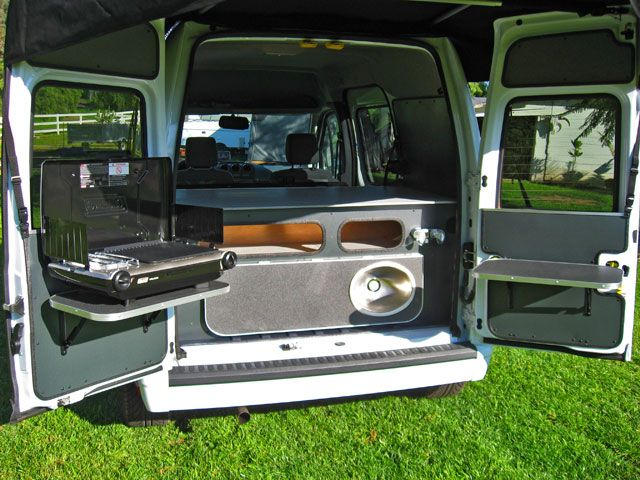 ford transit connect umbau zum camper biberbox die. Black Bedroom Furniture Sets. Home Design Ideas