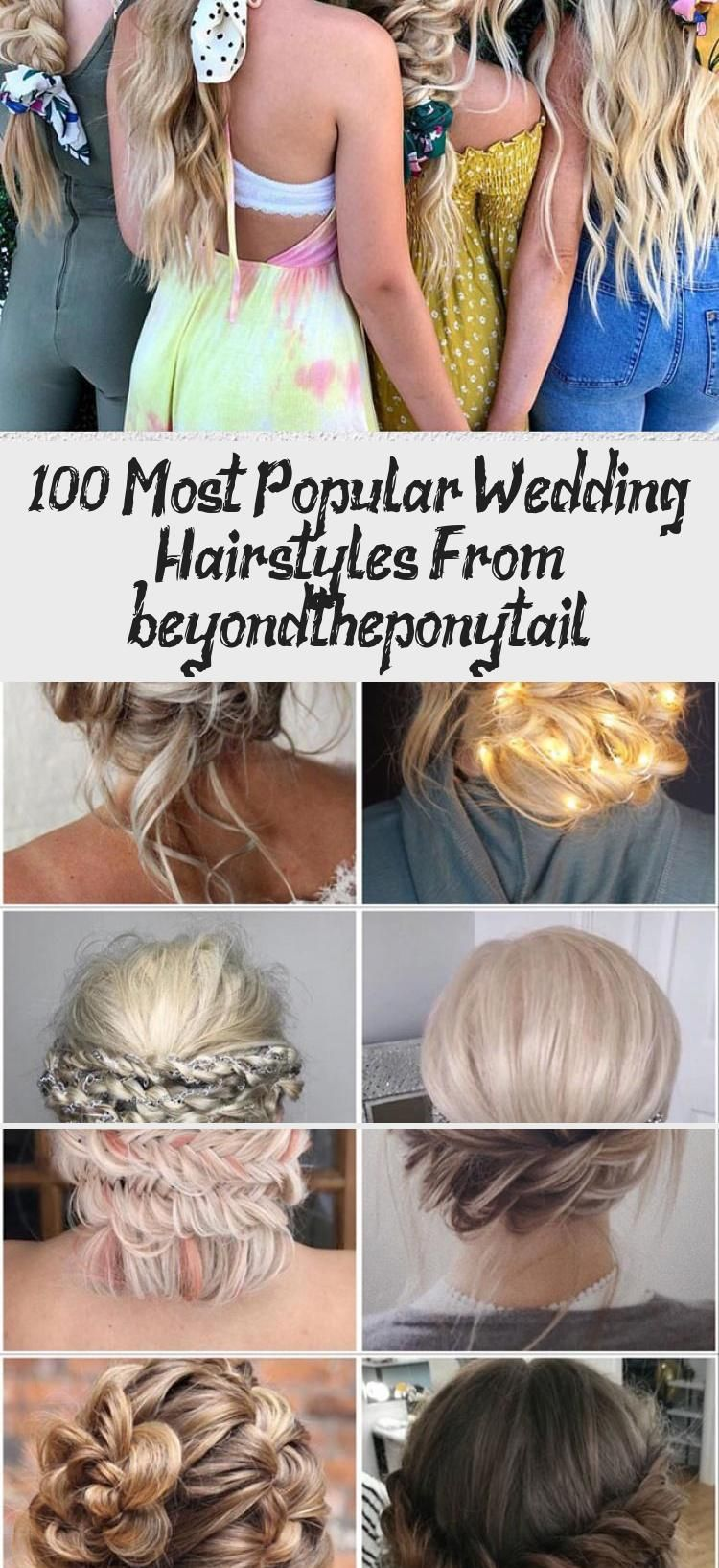 Photo of 100+ Most Popular Wedding Hairstyles From @beyondtheponytail – Best Hairstyles