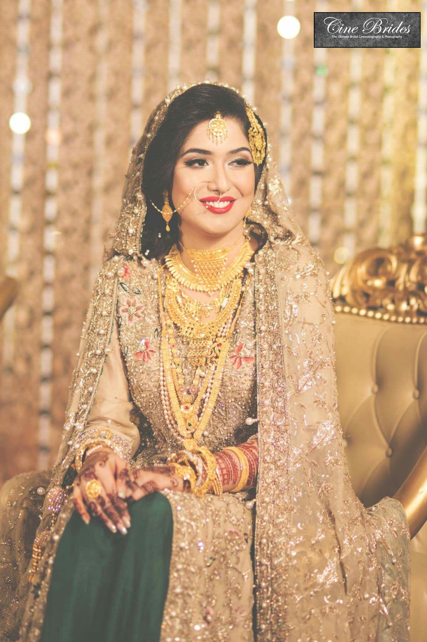 Nose Pin Pakistani Bridal Makeup Pakistani Wedding Dresses