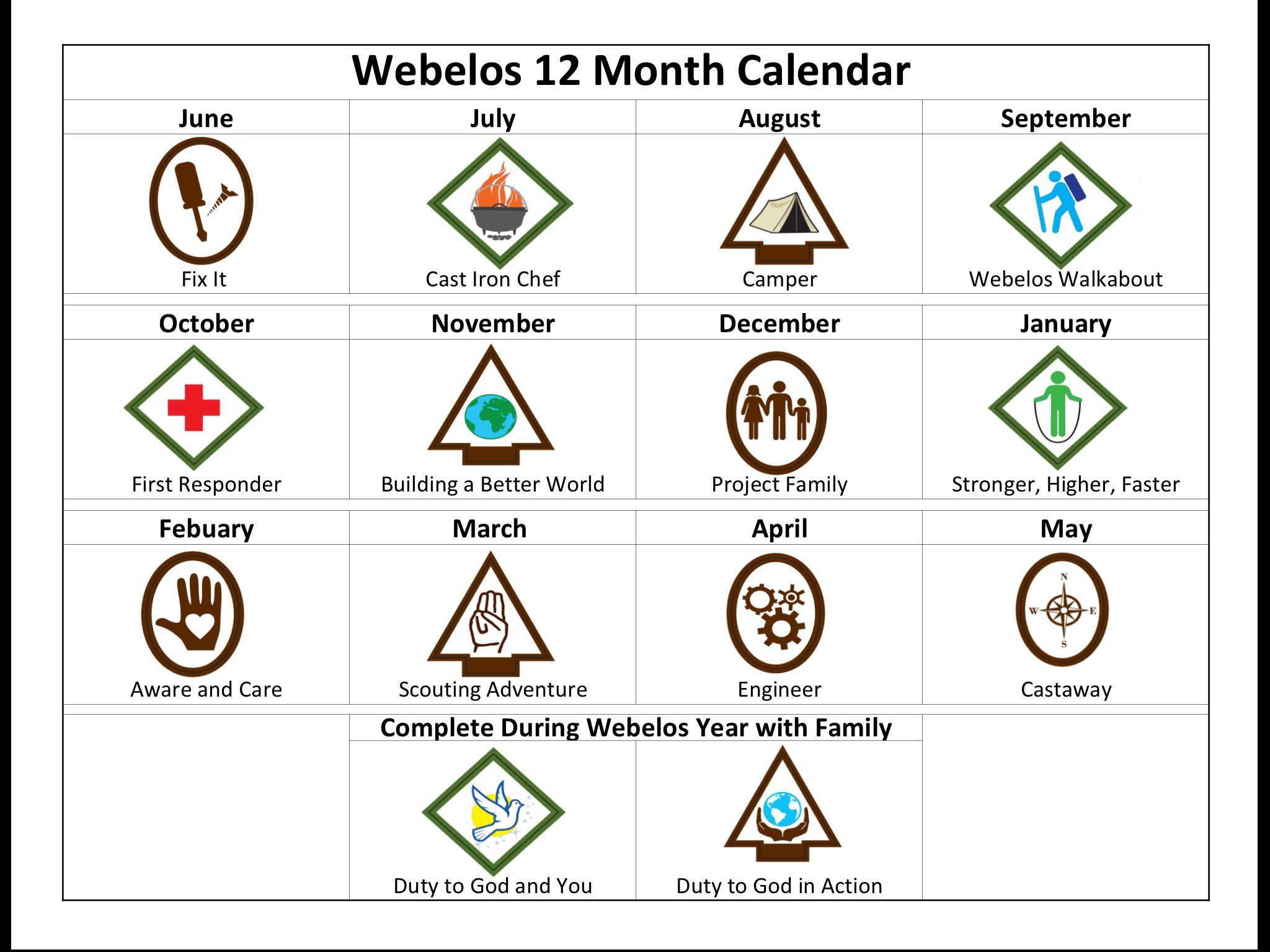 worksheet Webelos Citizen Worksheet 78 best images about webelos on pinterest craftsman compliments of and campfire crafts