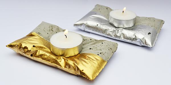 Candle Pillows by   Matthijs Kok
