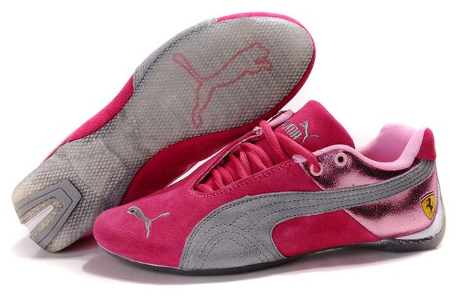 Find New Womens Puma Ferrari 102 Pink Gray online or in Footlocker. Shop  Top Brands and the latest styles New Womens Puma Ferrari 102 Pink Gray at  ...