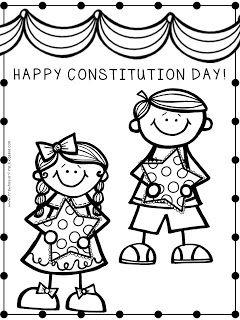 Constitution Day Constitution Day Kindergarten Social Studies