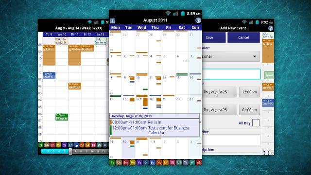 The Best Calendar App For Android Calendar App Best Calendar
