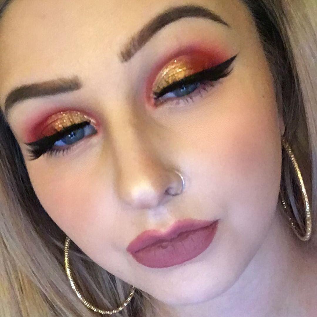 Baby Shower Looks Brow Makeup In 2019 Sexy Makeup Brows Makeup