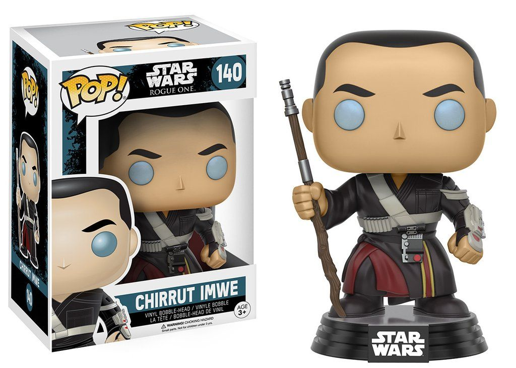 Pop! Star Wars: Rogue One - Chirrut Imwe