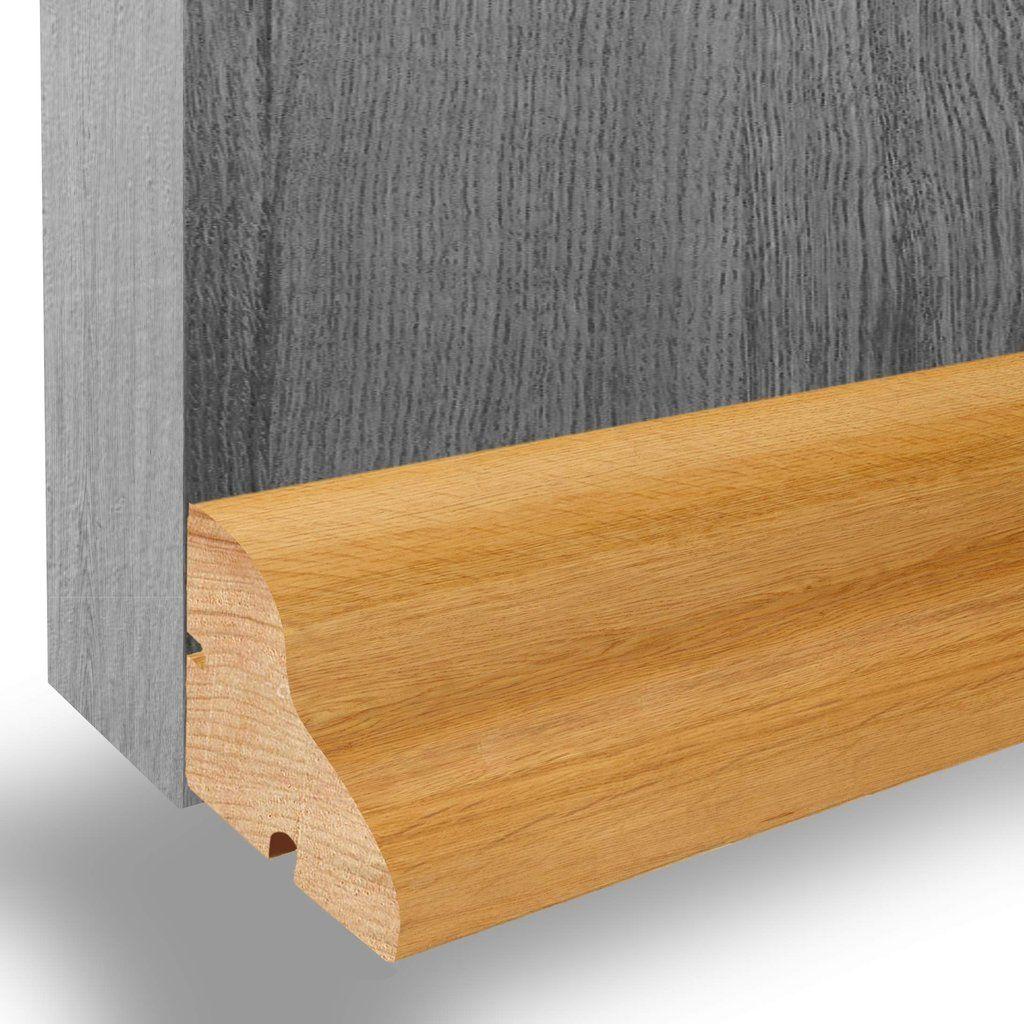Oak Weather Bar, 915mm Oak Weather Drip, Suitable For Inward Or Outward  Opening Doors