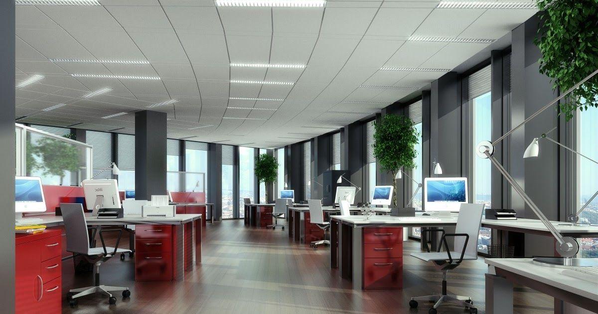 Ciptakanlah lingkungan kantor yang sehat demi kenyamanan
