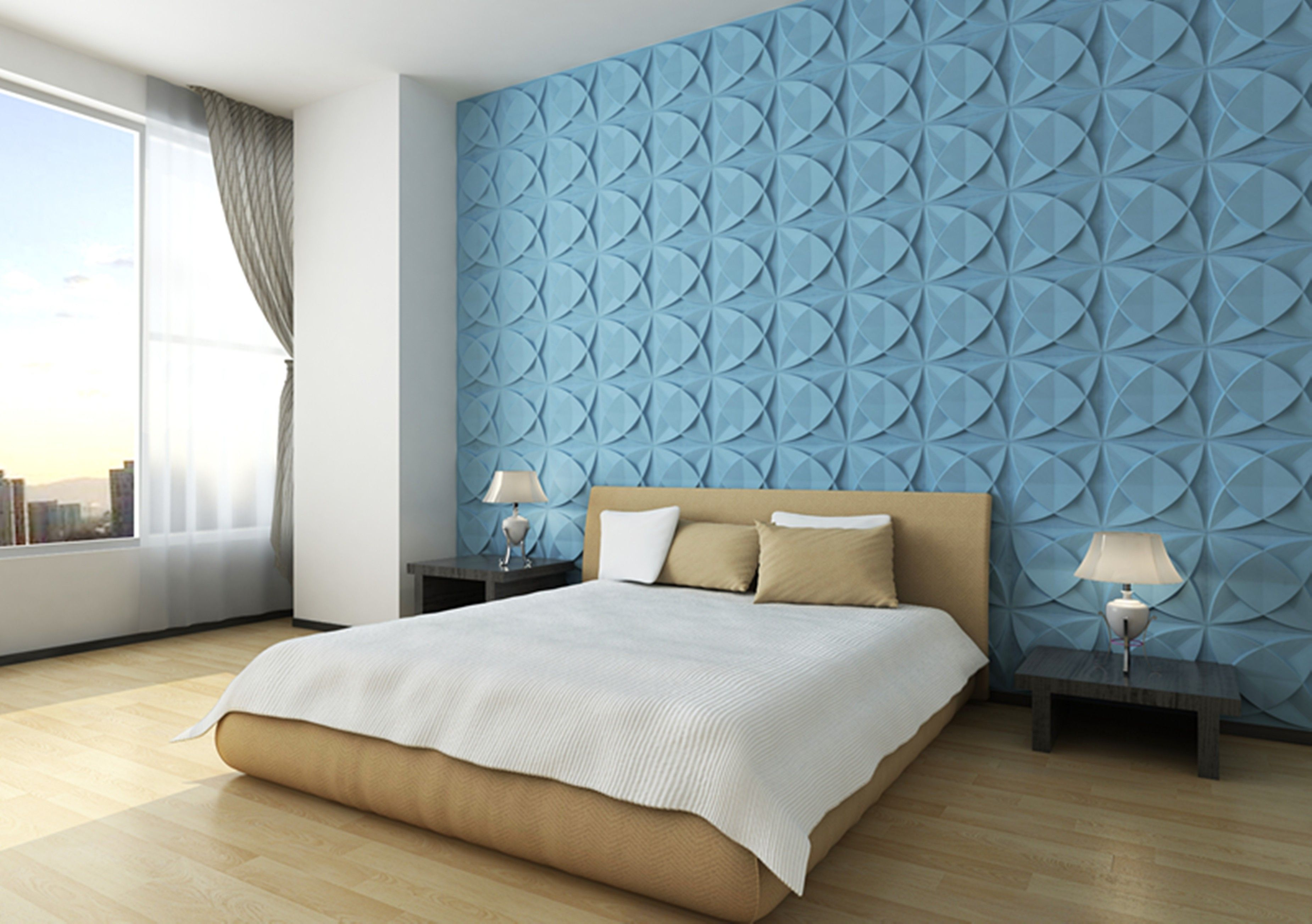 Cosmos 3D Board - 3D Wall Panels - Feature Wall Ideas | MOSIAC, TILE ...