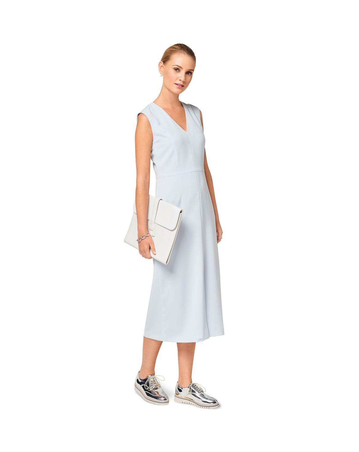 burda style, Katalog Schnitt, Kleid F/S 2017 #6511A, Schlichtes ...