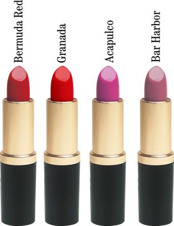 2c9359c142c Tabu long-lasting lipstick in 4 best-selling colors. Tabu lipstick looks  and feels just as it did in the 1950s.