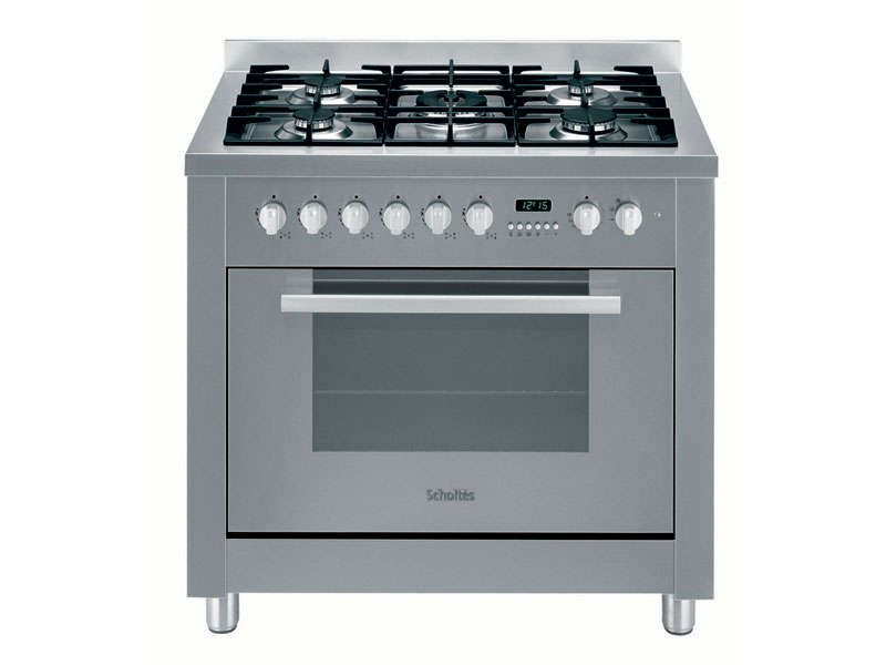 Soldes Cuisiniere Conforama Maxi Cuisiniere 90 Cm Mixte Scholtes Cp956gs Iziva Com Cuisine Conforama Cuisiniere