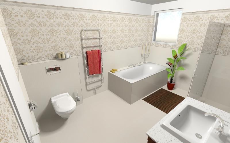 Plánovač koupelen obklady