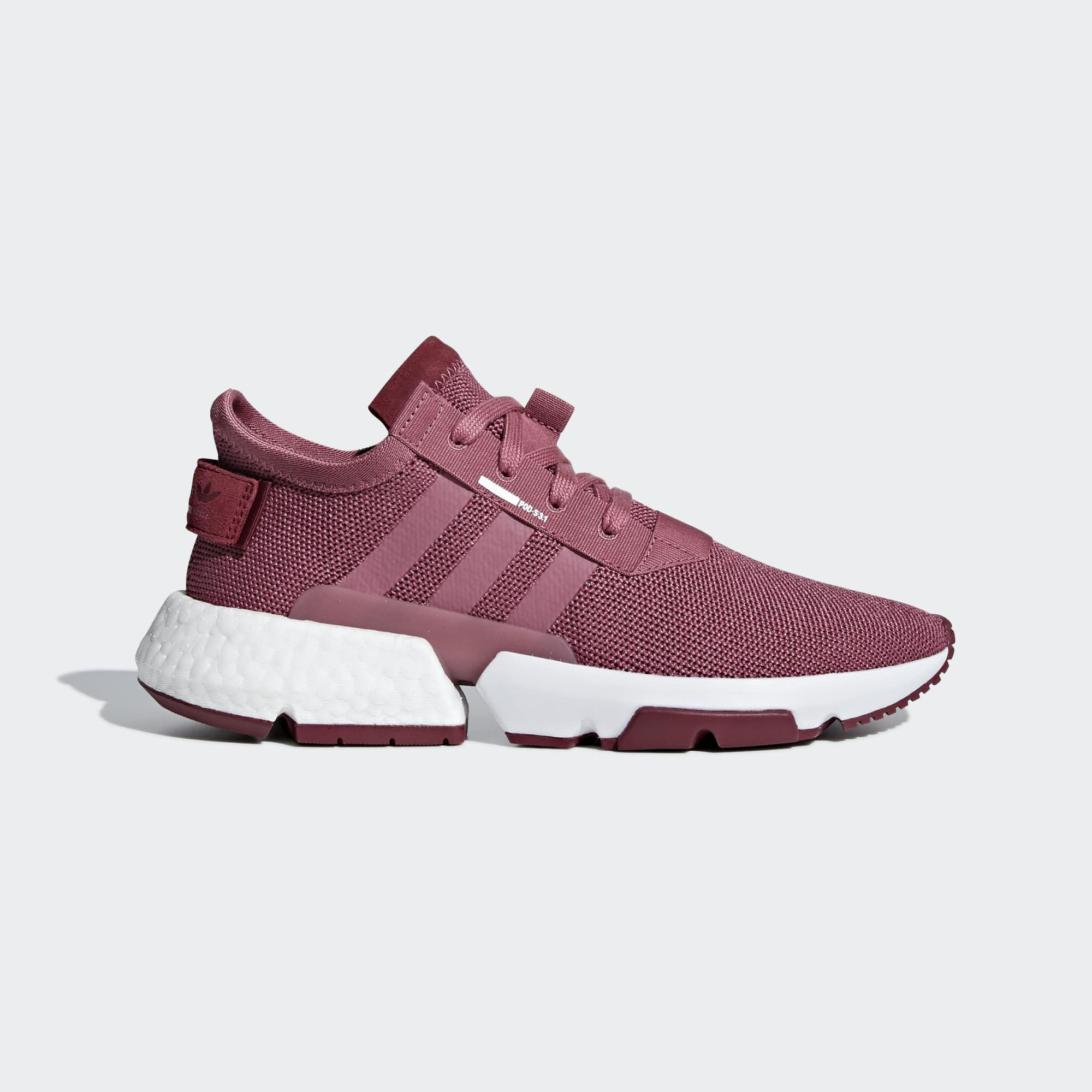 adidas zapatillas burgundy