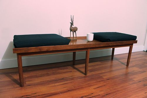 Mid Century Bench Coffee Table 325 Furniture Design Modern