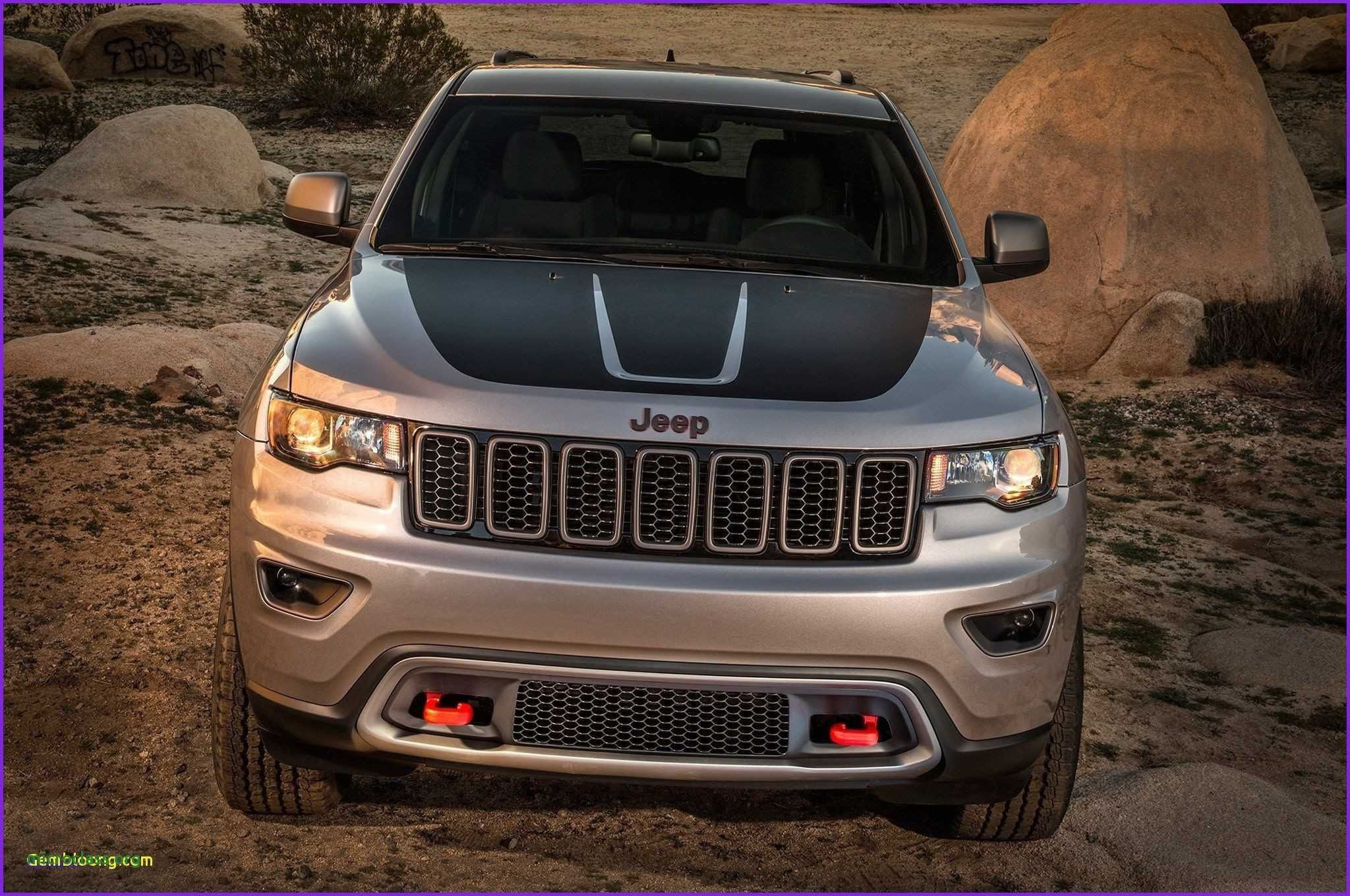 2020 Jeep Diesel Exterior Rumors Grand Cherokee Trailhawk Jeep