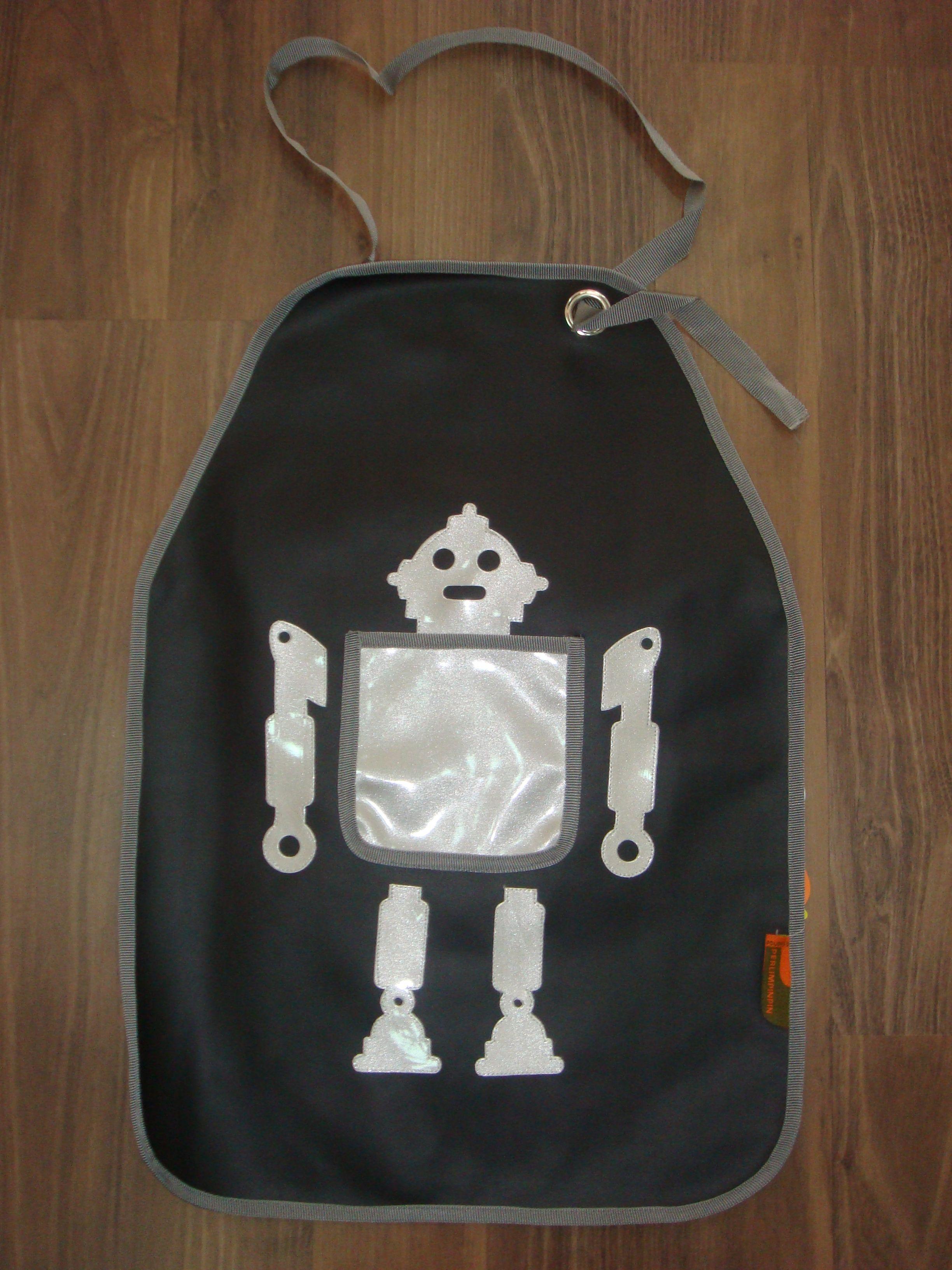 Apron Robot