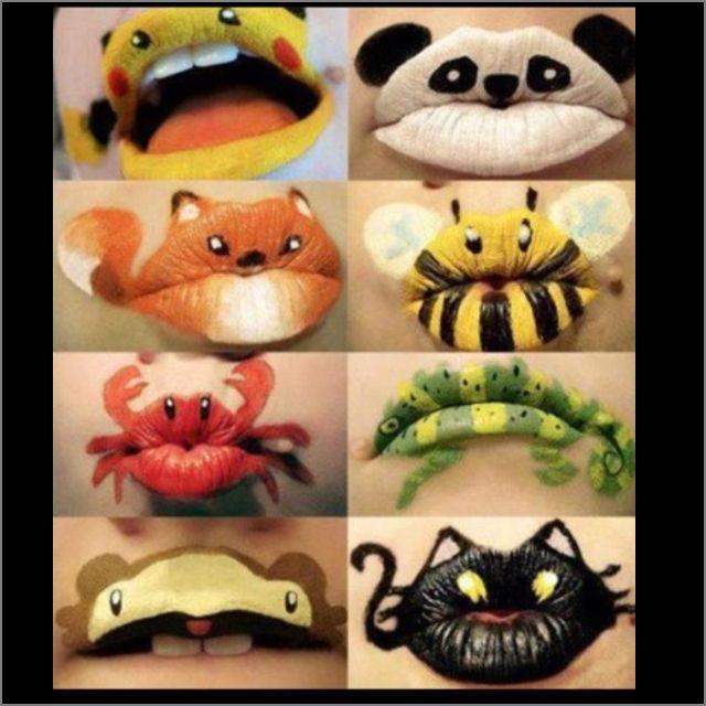Animal lips!!!!