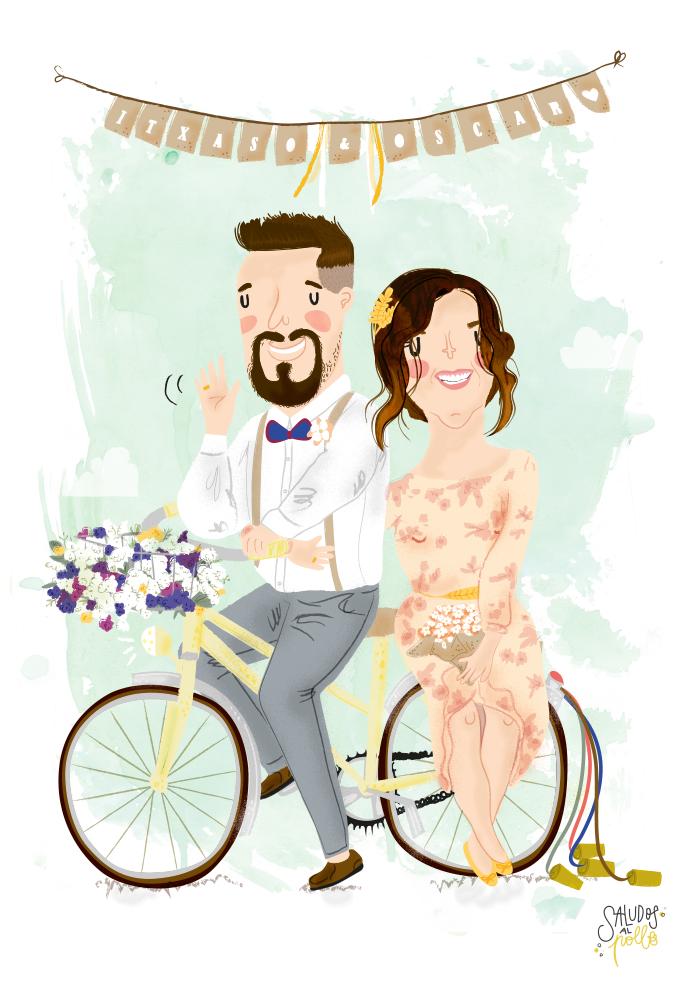 Saludos al pollo 5 regalos para el primer aniversario de - Regalo de bodas originales ...