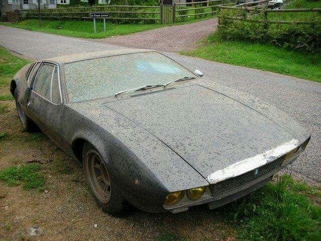 Barn Finds Abandoned Rust Yards Scrap Race Cars Dj Europe Peace