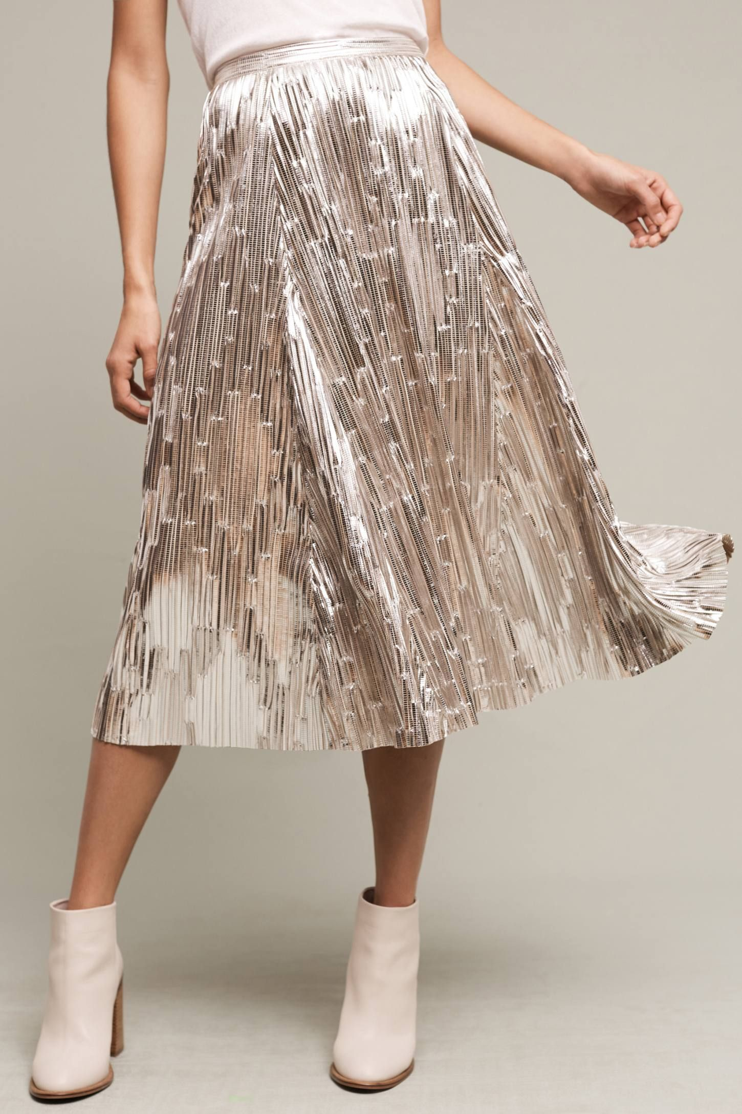 Eclat Midi Skirt | Shops, Anthropologie and Products