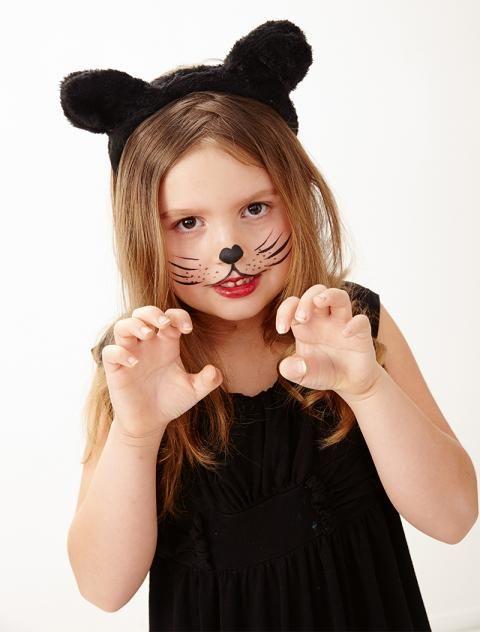 Photo of Kinderschminken: Die Katze