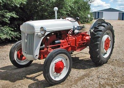 Ford 9n Great Tractor And What I Learned To Farm And Ranch On
