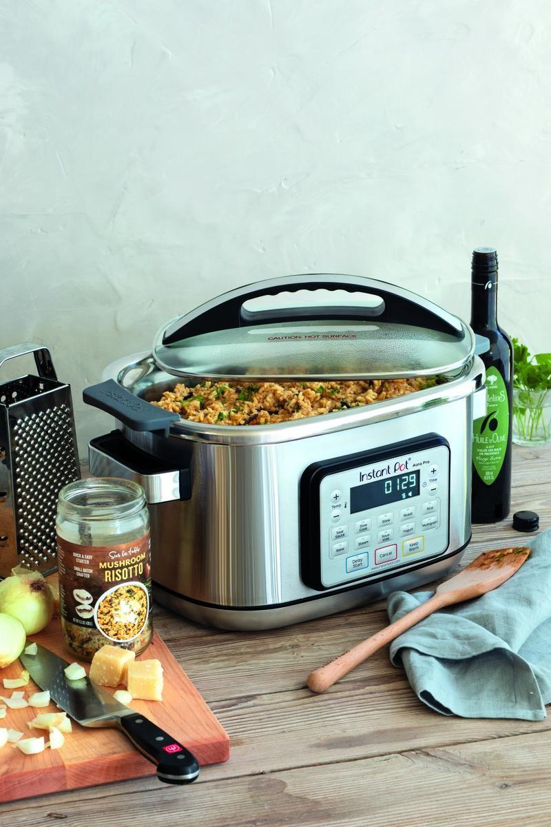 Instant Pot Aura Pro 8 Qt In 2020 Crockpot Recipes Instant Pot Food Recipes